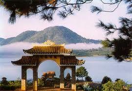 Truc Lam monastery zen