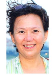 Audrey Chin - Writer