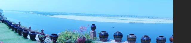 Ayeryawaddy at Bagan