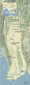 Irrawardy Ayeryawaddy Myanmar
