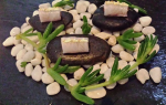 Cobia sashimi